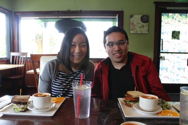 Briana & Mark