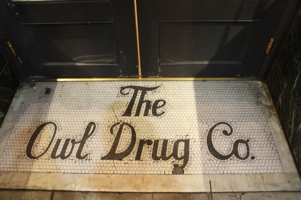 The Owl Drug Co.