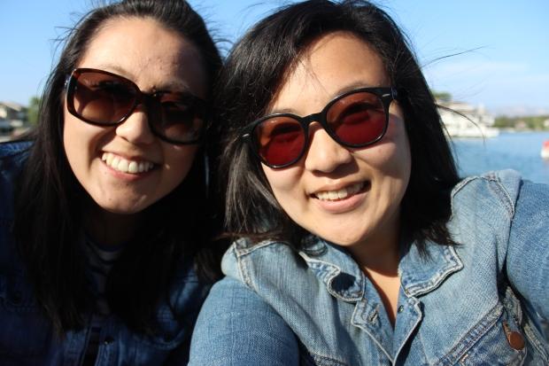 Me and Jasmine!