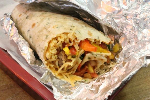 Burrissimo Burrito