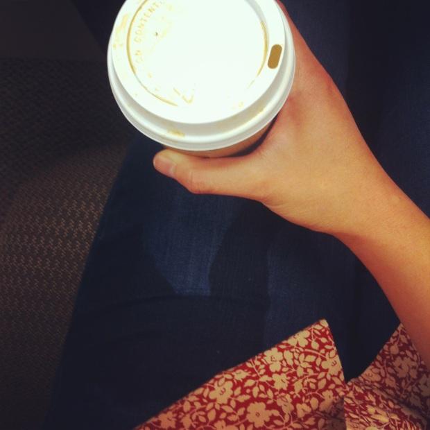 Starbucks #PSL gone wrong.