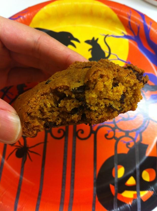 Ralph's Pumpkin Chocolate Chip Cookie.