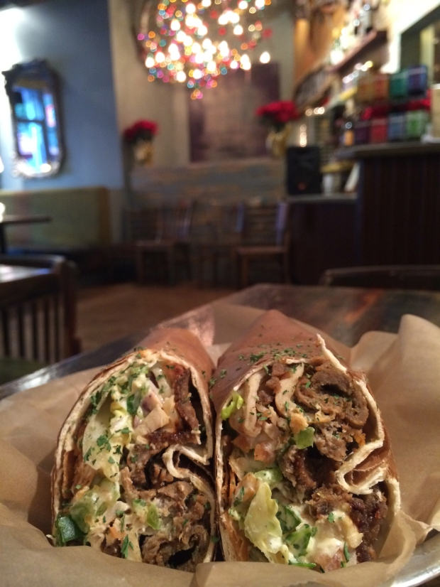 Street Car Doner wrap